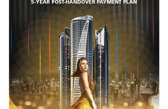 DAMAC TOWERS BY PARAMOUNT-TOWER B
